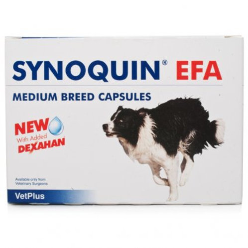 Synoquin Medium Breed - 30 Tablets