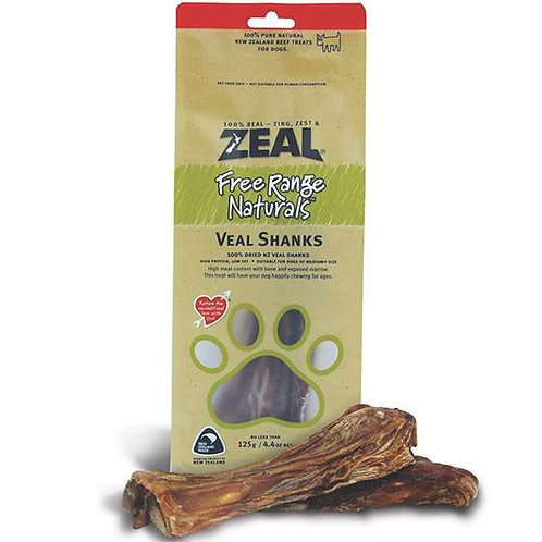 Zeal Dried Veal Shanks 110g