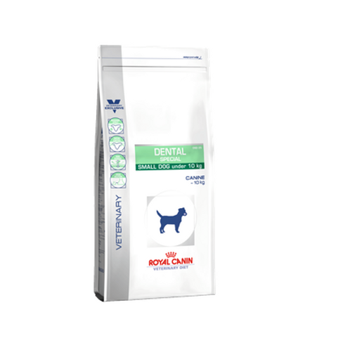 Vet Diet Canine Dental For Small Breed 2 KG
