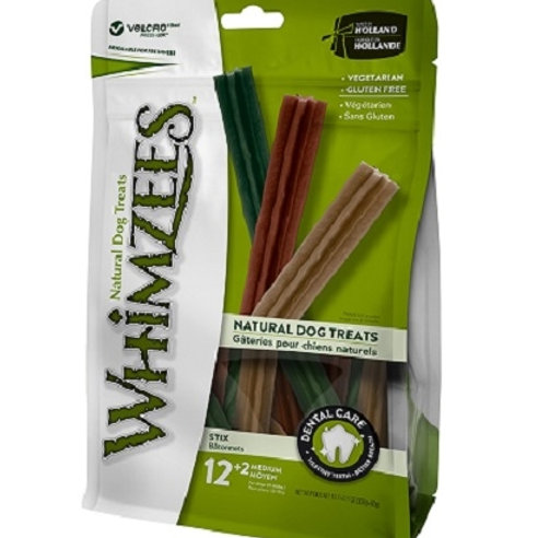 Whimzees Veggie Strip M 12 + 2 pcs