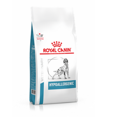 Vet Diet Canine Hypoallergenic Moderate Calorie 1.5KG