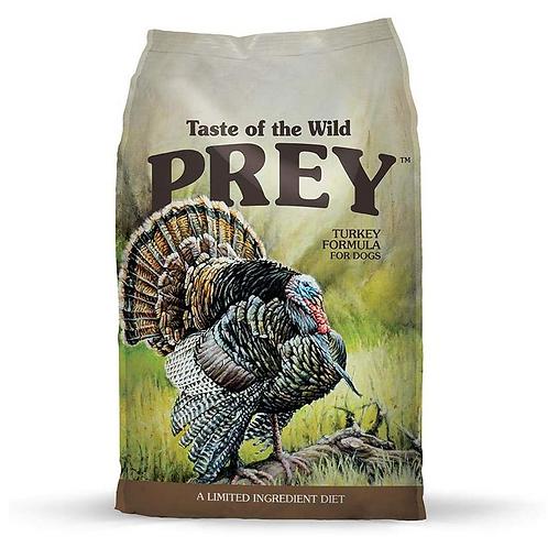 Taste of the Wild Prey Turkey Dog 3.6kg & 11.4kg Bags