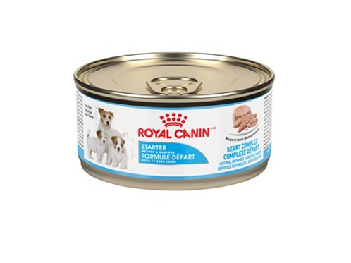 Royal Canin - Canine Health Nutrition Starter Mousse (cans)