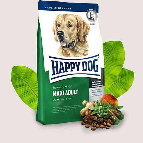 Happy Dog F & Well Adult Maxi 1kg