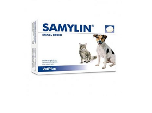 Samylin Small Breed - 30 Tablets