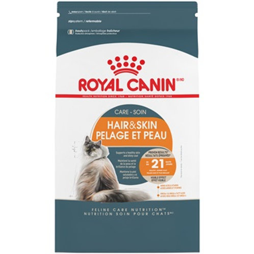 Royal Canin Feline Care Nutrition Hair & Skin 2KG
