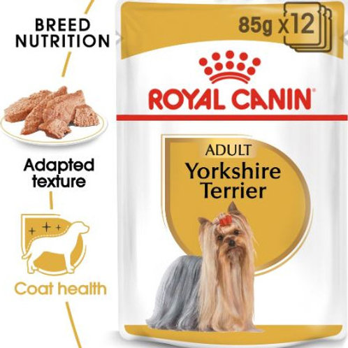 Royal Canin Wet Food BHN Yorkshire ( Pouches )