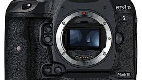 Prime indicazioni sulla Canon EOS 1DX Mark III (e sulla EOS 7D Mark III)