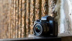 Alla presentazione della EOS M50 si parla anche del futuro della fotografia!