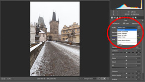 Novità Adobe per Lightroom e Camera RAW