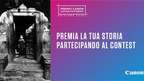 Torna il premio Canon Giovani Fotografi