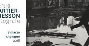 Ancora pochi giorni per visitare la mostra di Henri Cartier-Bresson ad Ancona