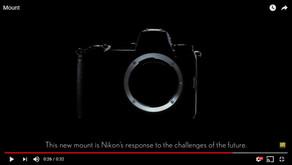 Con la nuova mirrorless Nikon arriva anche una nuova baionetta!