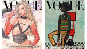 Vogue per questioni ambientali rinuncia alla fotografia per un numero, ma ha senso?