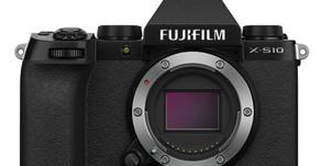 X-S10, tutto ciò che c'è da sapere sulla nuova fotocamera Fuji