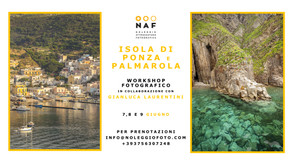 Workshop Fotografico a Ponza