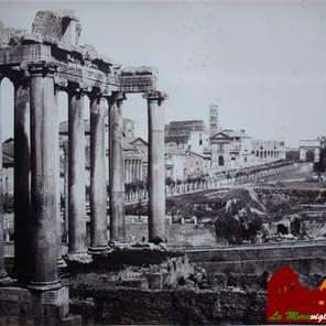 Festeggiamo il Natale di Roma mostrandovi foto storiche della città!