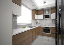 projekt zabudowy kuchni