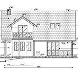 architekt nowy sącz, przebudowa domu, rozbudowa domu, projekt domu