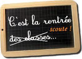 Save the Date....Journée de Montée le Dimanche 4 Octobre