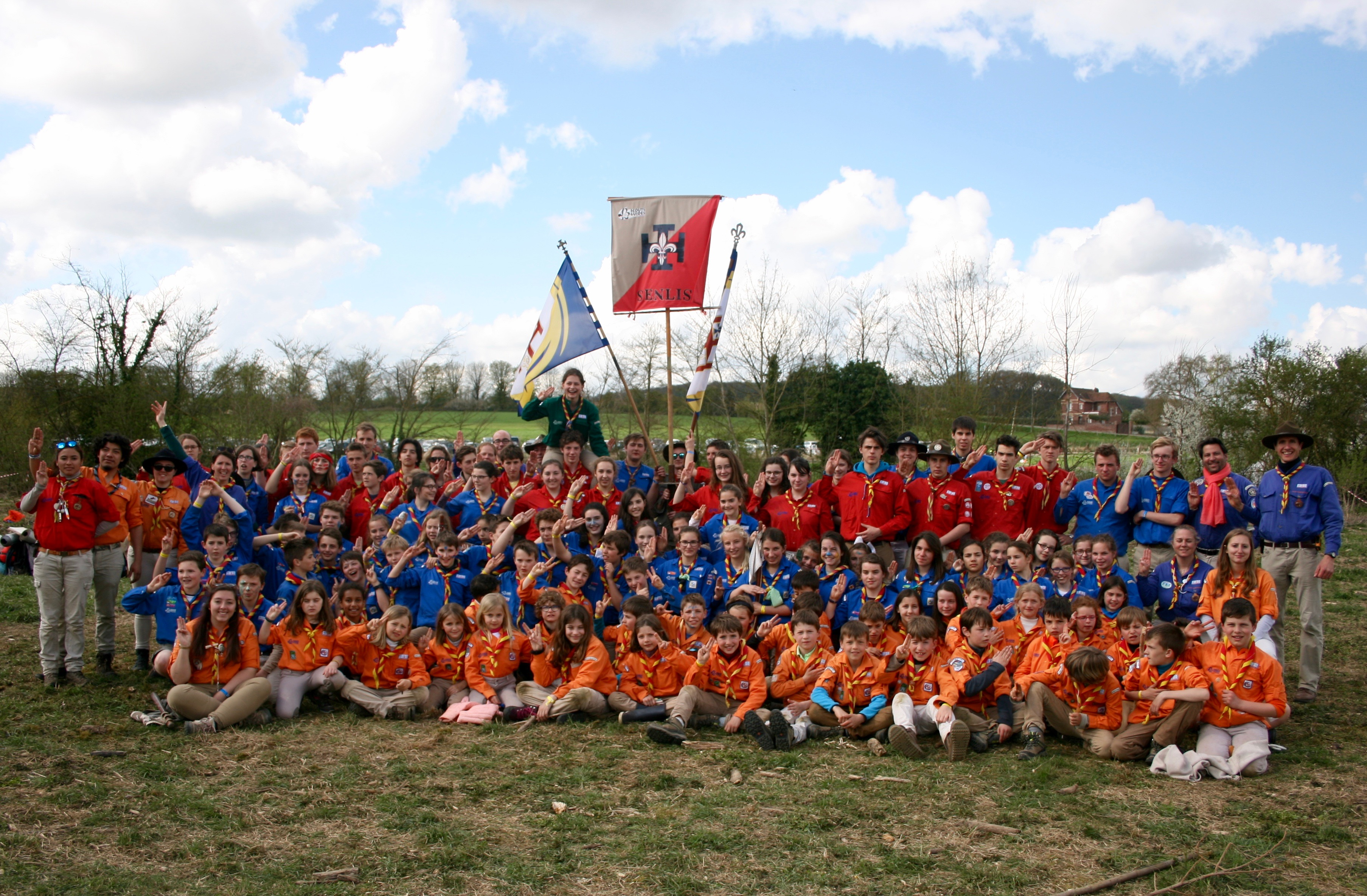 photo groupe Jamboree