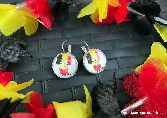 Boucles d'oreilles 20mm mignons
