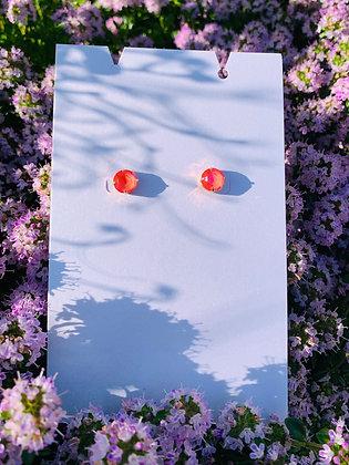 Modèle Léa rosé dorée & corail