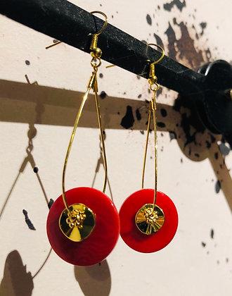 Tagua rouge