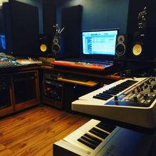 Sala Técnica de Gravação e Produção