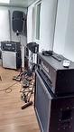 Amplificadores e caixas