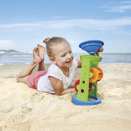 Double Sand & Water Wheel