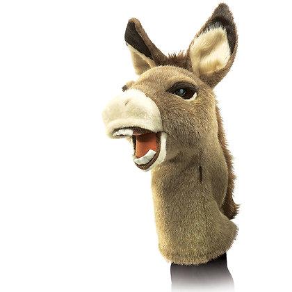 Full-Body Donkey Puppet