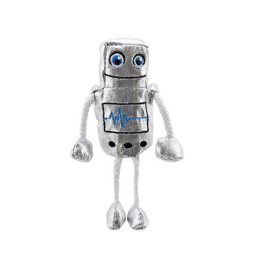 Robot Finger Puppet