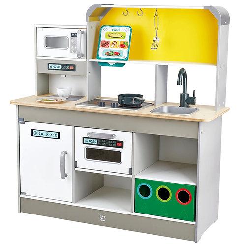 Deluxe Kitchen Playset