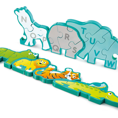 Alphabet & Animal Parade