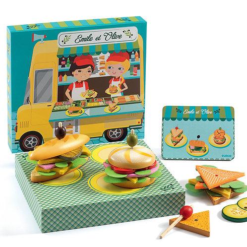 Emile & Olive Food Truck