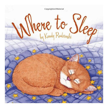 Where to Sleep - Book Only