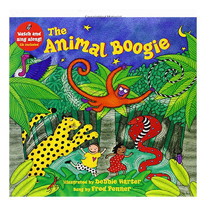 Animal Boogie - Book Only