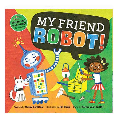 My Friend Robot! - Book Only
