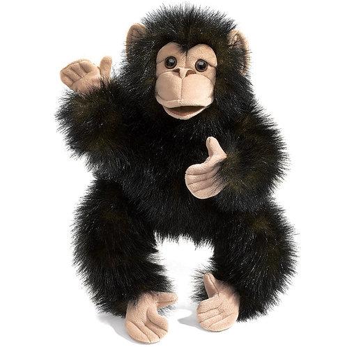 Full-Body Chimp Puppet