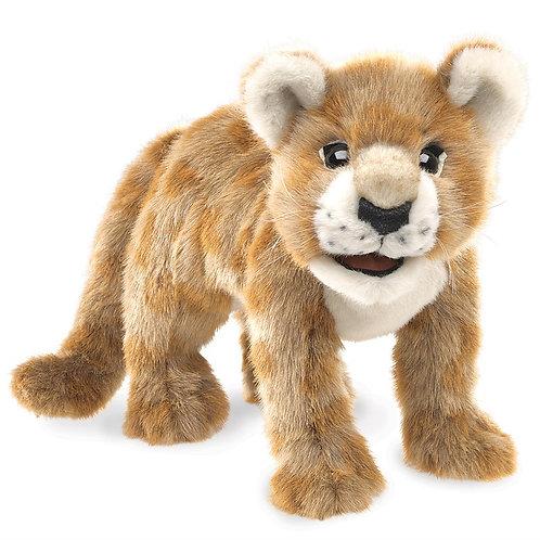 Full-Body Lion Puppet