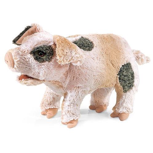 Full-Body Pig Puppet