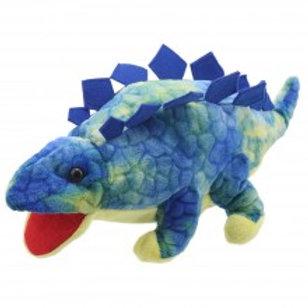 Baby Stegosaurus Puppet