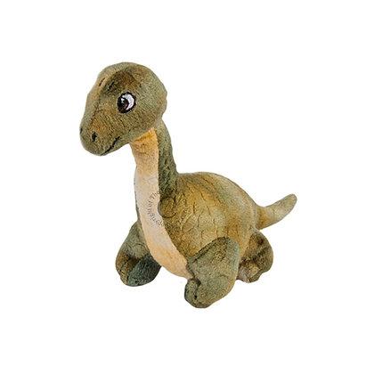 Brontosaurus Finger Puppet
