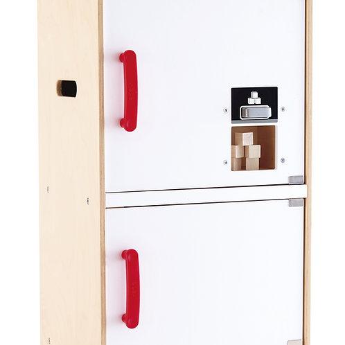 White Fridge-freezer