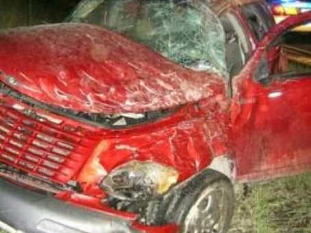 Drowsy Driver Results in Childs' Death