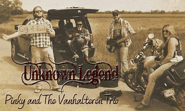 Unknown Legend b Piky and the VanHalteren Trio