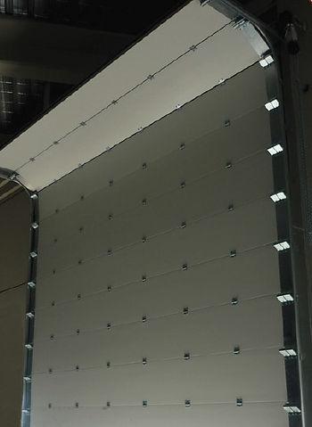 porte sectionnelle acoustique all doors