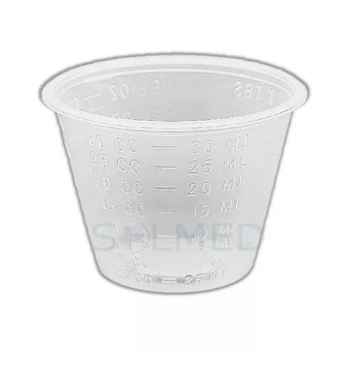Dental medical cup