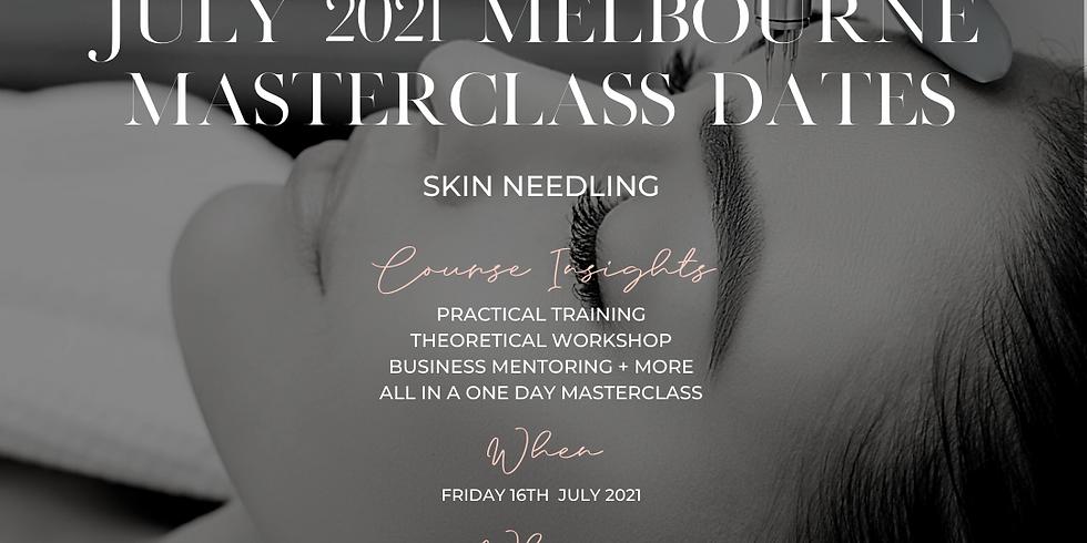 Skin Needling Masterclass July 2021